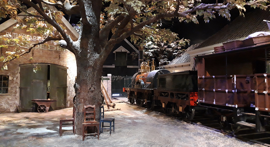Spoorwegenmuseum